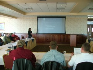 Wandaliz Mercado, from EPA, discusses what to expect during an inspection visit.