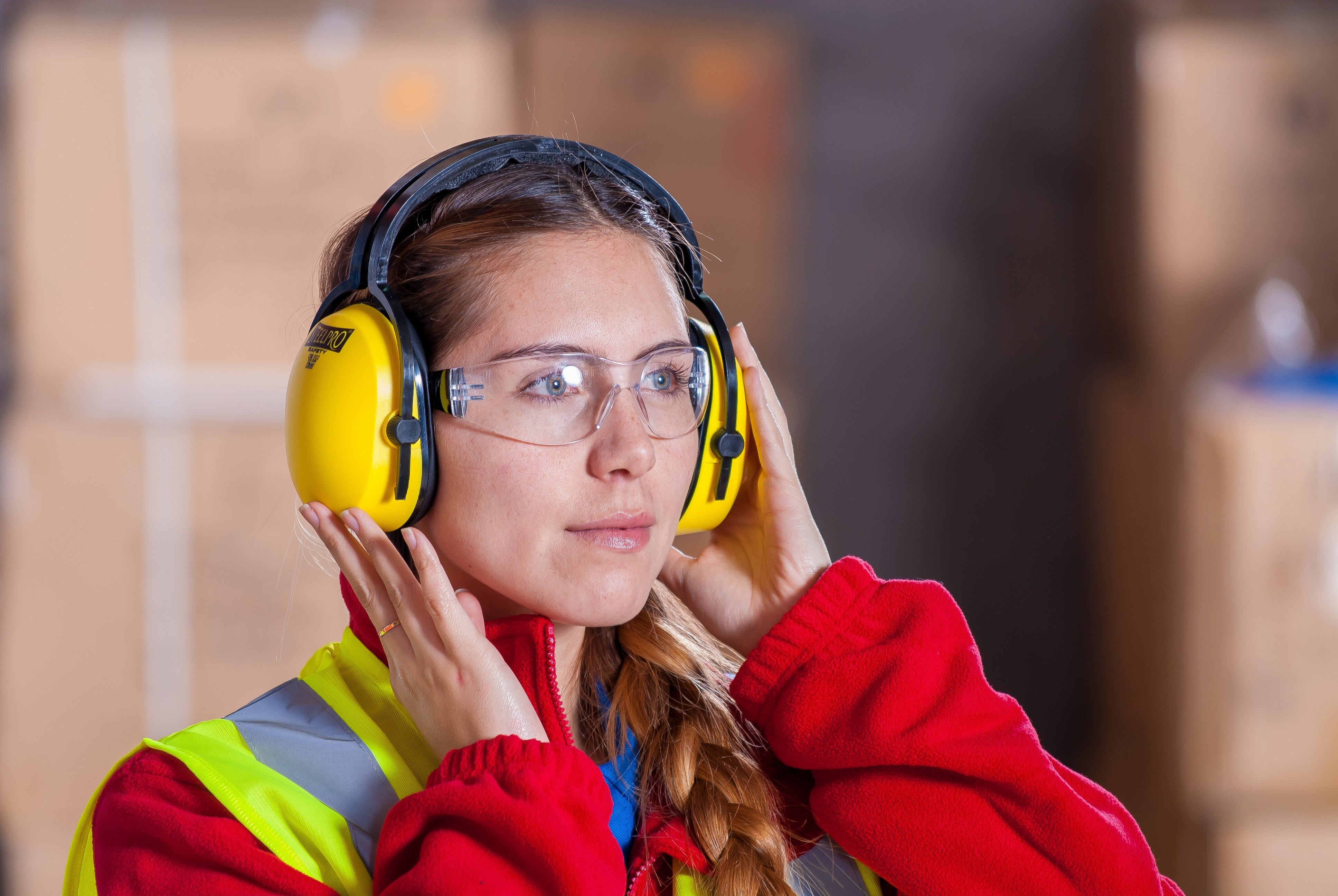 osha required annual refresher training occupational noise exposure pa pennsylvania philadelphia delaware county new jersey