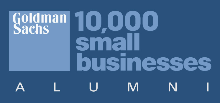 goldman sachs 10,000 small businesses 10ksb alumni logo