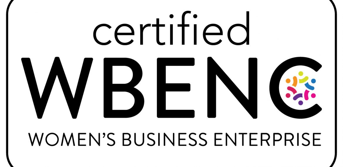 Official Certified WBENC Women's Business Enterprise Logo