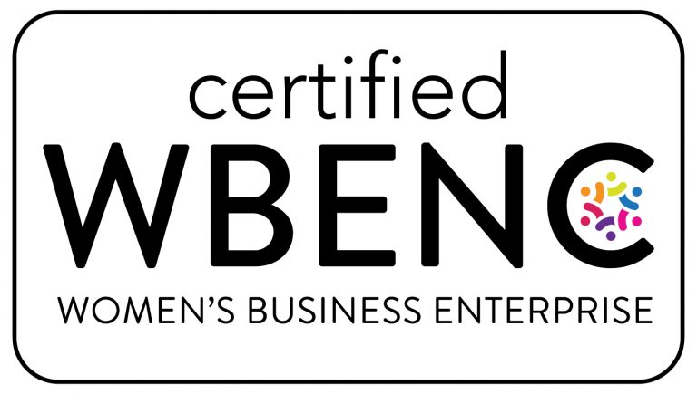 Official WBENC WBE Certification Logo