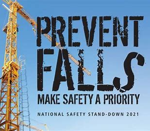 prevent falls make safety a priority graphic